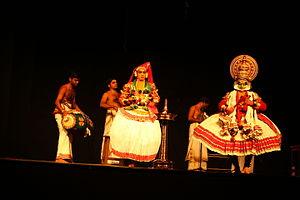Malayali - Kathakali