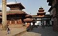 Kathmandu-Durbar Square-14-Jagannath-Tor zum Hanuman Dhoka Palast-2013-gje.jpg