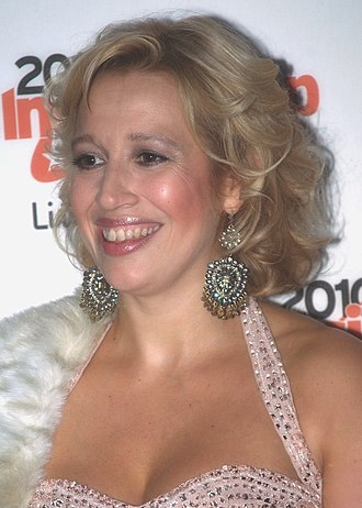 Katy Cavanagh - Cavanagh at the 2010 Inside Soap Awards.
