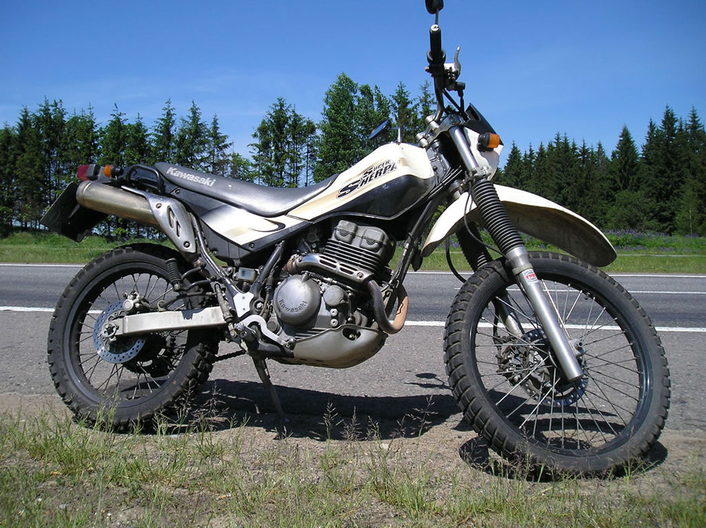 Kawasaki Super Sherpa Parts