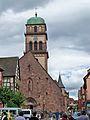Kaysersberg - église Sainte Croix 1.JPG