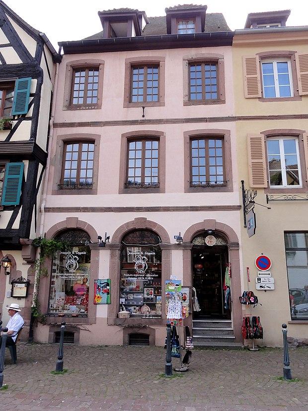 Monument historique à Kaysersberg