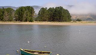 Kent Island (California) island in the United States of America