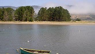 Kent Island (California) - Kent Island in 2009