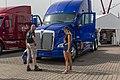 Kenworth Truckstar promogirl (9408947776) (2).jpg