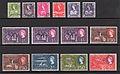 Kenya, Uganda and Tanganyika stamps - 1960.jpg