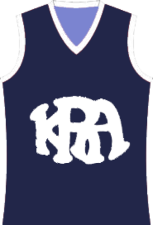 Central Murray Football League - Image: Kerang Football Club jumper