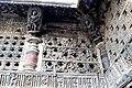 Kesava Temple Lattice wall sculpture and Puranic stories.jpg