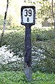 Kilometertafel Mangfall bei der Bruckmuehle Weyarn-Valley-1.jpg