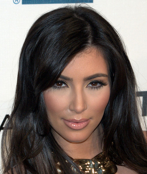File:Kim Kardashian at the 2009 Tribeca Film Festival 2 crop.jpg