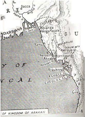 History of Rakhine - Kingdom of Arakan