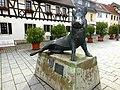 Kirchheimbolanden – Keiler als Wappentier - panoramio.jpg