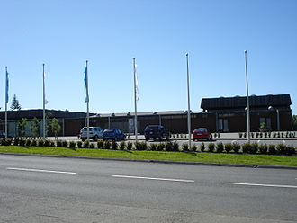 Reykjavik Art Museum - Kjarvalsstaðir.