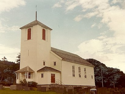 How to get to Kjølsdalen Kirke with public transit - About the place