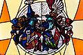 Klagenfurt Harbach Klosterkirche Wappenfenster 03062009 81.jpg