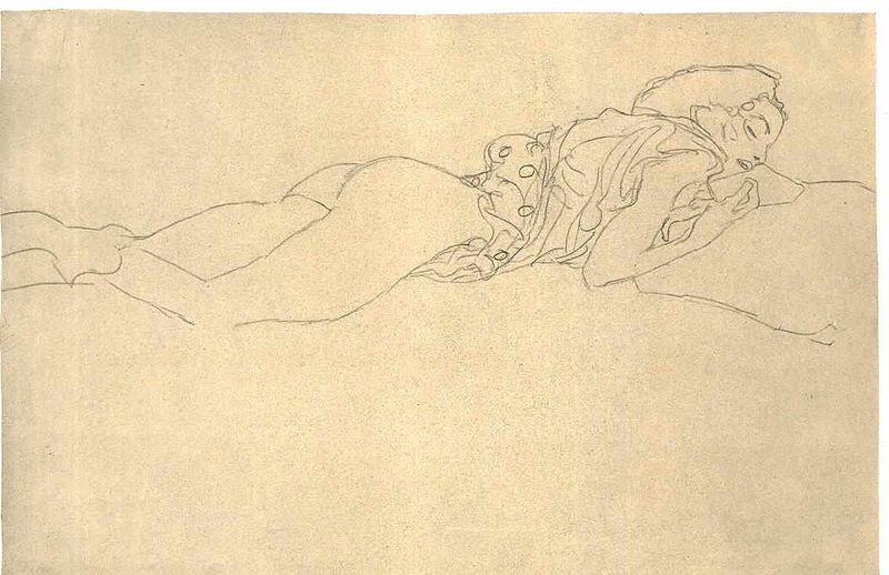 古斯塔夫 克里姆特Gustav Klimt  (奥地利1862-1918)作品集1 - 刘懿工作室 - 刘懿工作室 YI LIU STUDIO