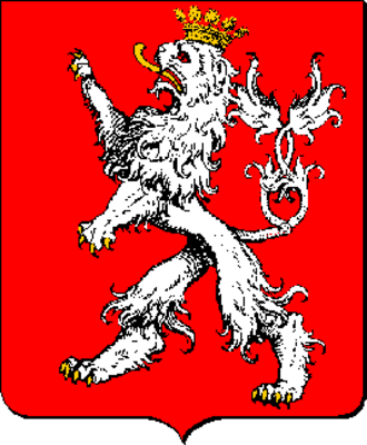 Coat of arms of Kłodzko - Another rendering of the coat of arms of Kłodzko