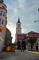Kościół Matki Boskiej Częstochowskiej, widok od ul. S. Żeromskiego.jpg