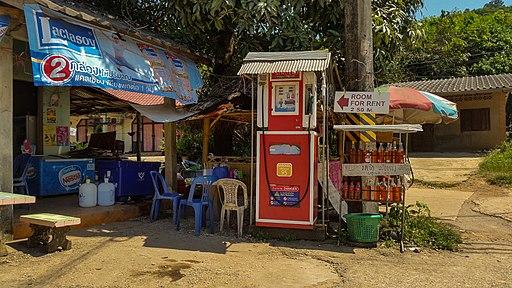 Ko lanta petrol station