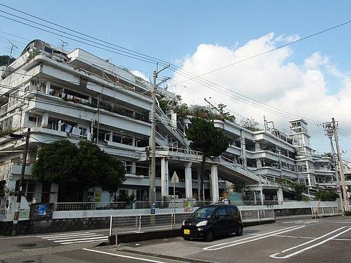 Kochi City Sawada Mansion Aug. 12, 2016