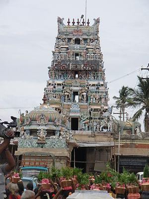 Kodumudi - Image: Kodumudi Sivan Kovil