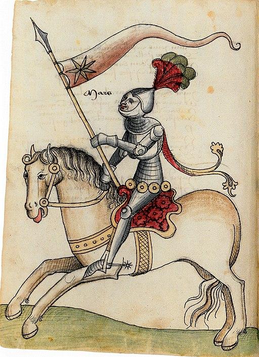 Konrad Kyeser, Bellifortis, Clm 30150, Tafel 17, Blatt 85v