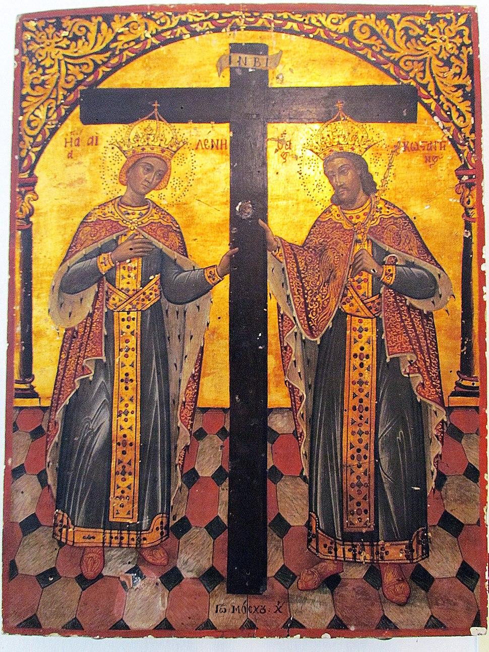 Konstantin i jelena mosko
