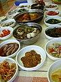Korean.cuisine-Ganjang gejang and banchan-02.jpg
