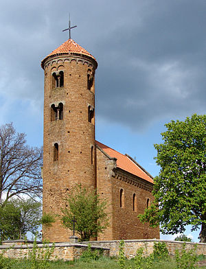 Inowłódz - Church