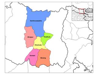 Kosi Zone Zone in Nepal