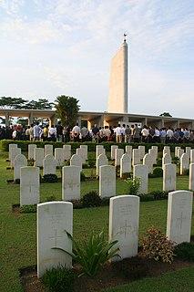 Kranji War Cemetery Cemetery in Singapore