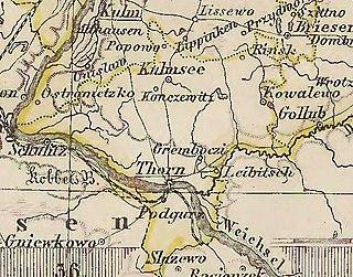 Landkreis Thorn