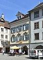 Kreuzgasse 13, Marktplatzseite, Feldkirch.JPG