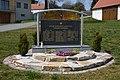 Kriegerdenkmal War Memorial Bubendorf.JPG