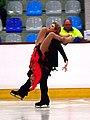 Ksenia Antonova & Roman Mylnikov 2006 JGP The Hague.jpg