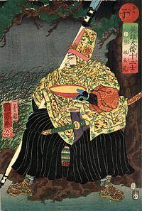 Kumasaka Chohan in monk's robes.jpg