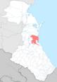 Kumtorkalinskiy district locator map.png