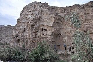 Kumtura Thousand Buddha Caves
