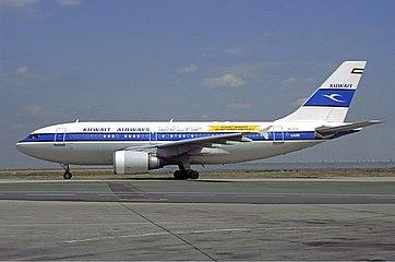 Kuwait Airways Airbus A310 Volpati-1.jpg