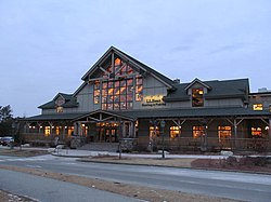 L.L. Bean Hunting and Fishing Store