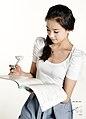 LG WHISEN 손연재 지면 광고 촬영 사진 (35).jpg