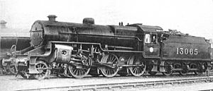 LMS Hughes Crab, 13065 (CJ Allen, Steel Highway, 1928).jpg