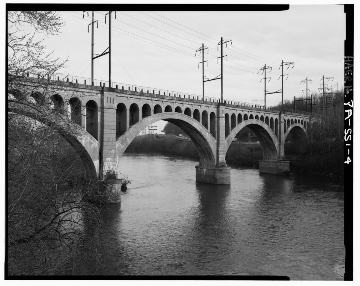 Manayunk Bridge - Wiki...