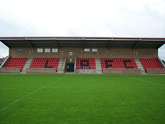 Lasswade RFC - LRFC stand