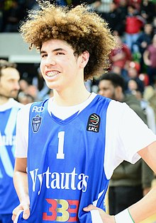 8b4cb3a40 LaMelo Ball. From Wikipedia ...