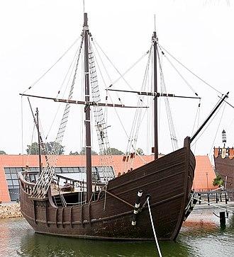 Pinta (ship) - Image: La Pinta