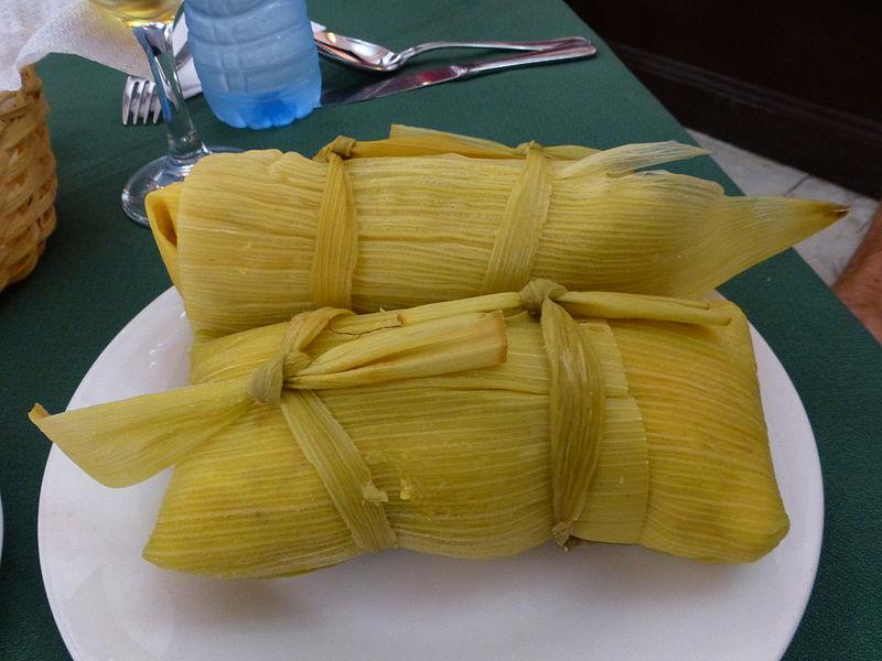 La Havane (1) Tamales pli%C3%A9s.jpg