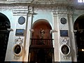 La Roya Saorge Monastere Franciscain Eglise Nef Christ - panoramio.jpg