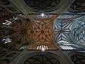 La bóveda de crucería tardogótica- Catedral de Astorga.jpg