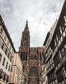 La cathédrale de Strasbourg à l'automne.jpg